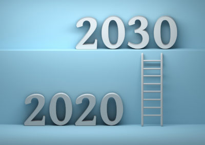 Numbers that define the next decade