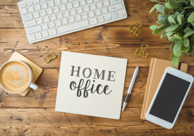 What can Directors working from home claim for?